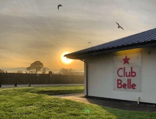 Belle Aire - Bar Navigation