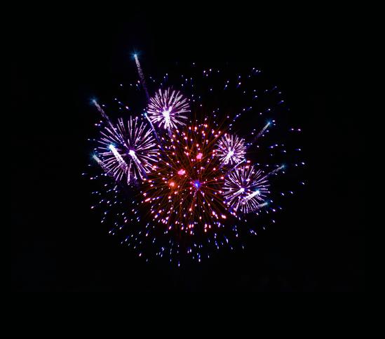 Hemsby Fireworks