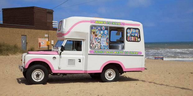 Rossi's Ice Cream