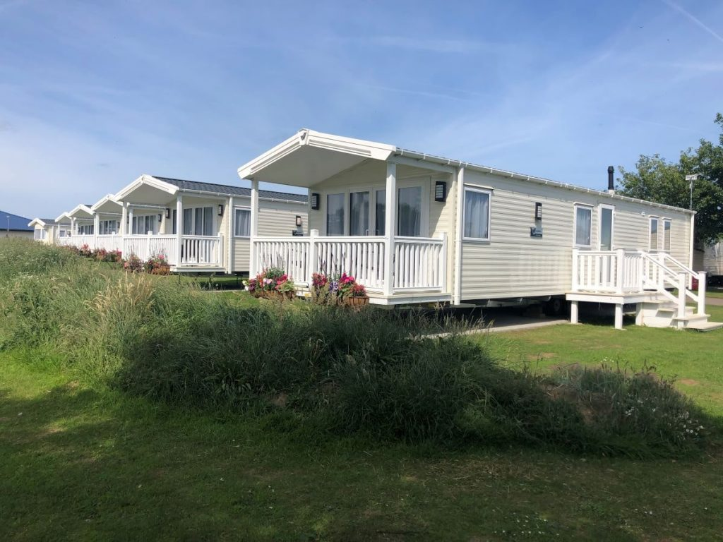 Chalets and Caravans for Sale in Hemsby